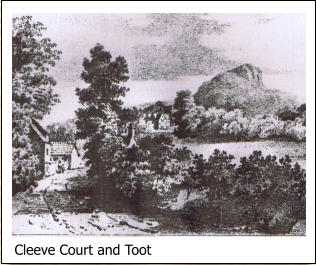 Cleeve Court and Toot
